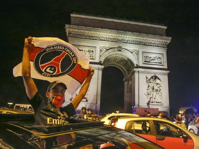 Erstmals in der Klubgeschichte steht PSG im Champions-League-Final