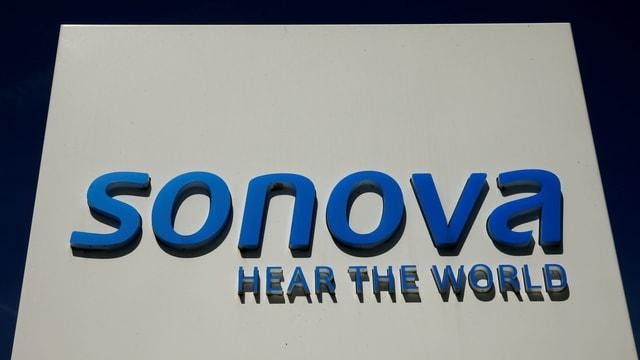 Logo da l'interpresa d'apparats d'udida Sonova