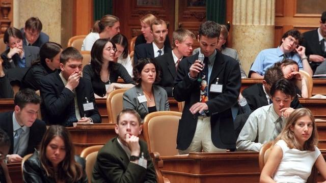 Jugendparlament