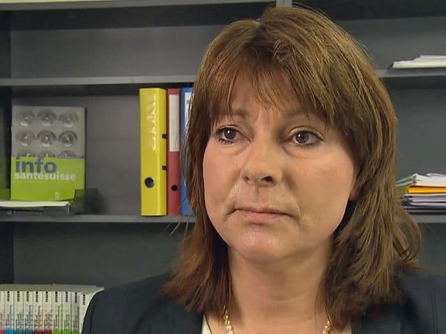 Verena Nold, Santésuisse.