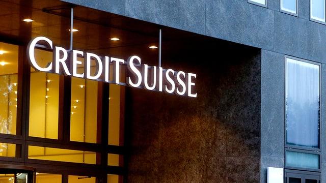 Bank Credit Suisse.