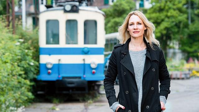 Eva Wannenmacher, Moderatorin «Kulturplatz»