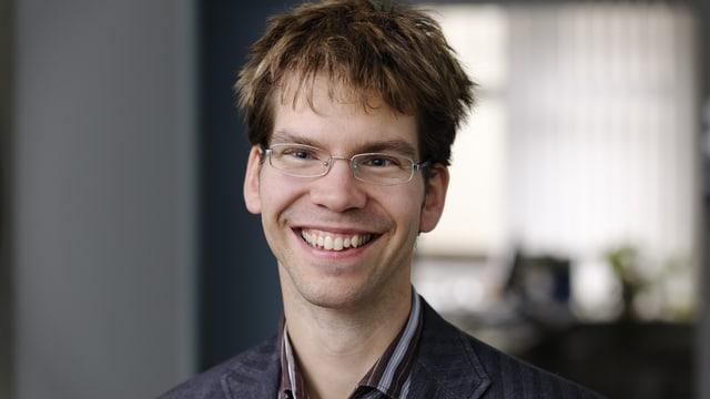 Portrait Andreas Corsinus Müller