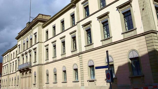 Regierungsgebäude Thurgau