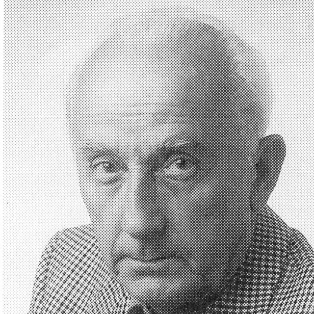 Gion Deplazes (1918-2015)