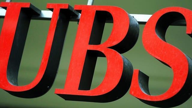 Il loga da l'UBS.