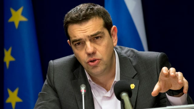 Alexis Tsipras, il nov primminister grec, vi dal discurrer.