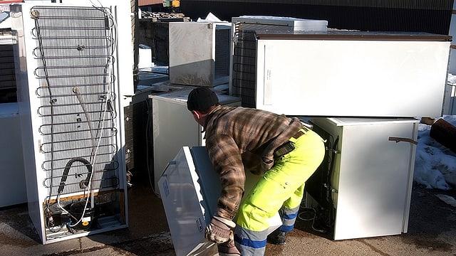 Il gas da serra FKW ha remplazzà il gas FCKW ch'è fitg nuschaivel per l'ozon - quai tranter auter en frestgeras.
