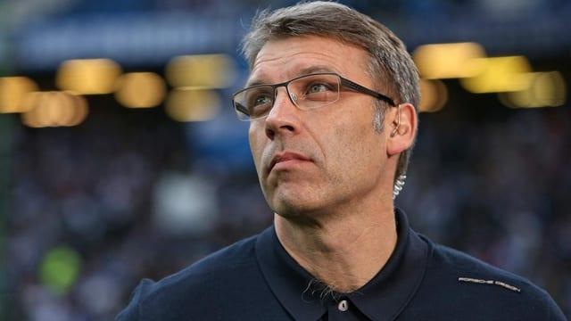 HSV-Sportdirektor Peter Knäbel.