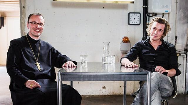 Video «Kafi Freitag und Christian Stucki.: Schwinger oder Swinger?» abspielen