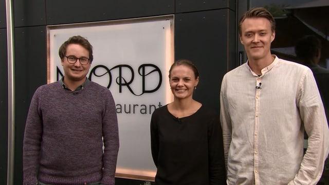 Video «Fürstentum Liechtenstein – Tag 2 – Njord Restaurant, Vaduz» abspielen