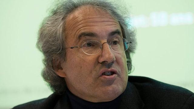 SKOS-Präsident Walter Schmid