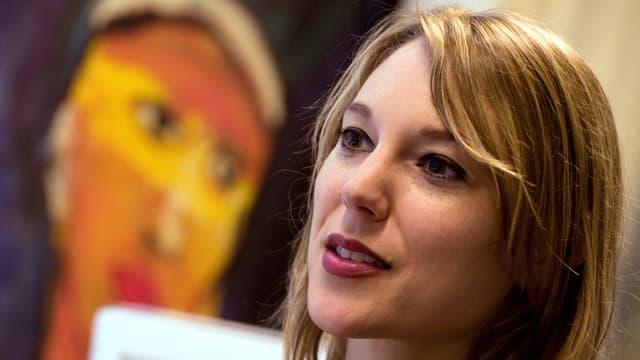 Portrait von Stéphanie Pahud