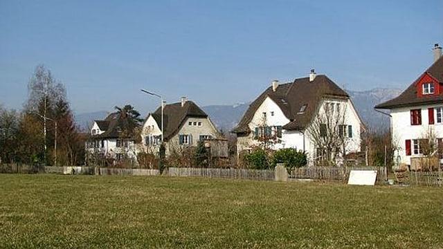 Elsässli-Quartier Derendingen