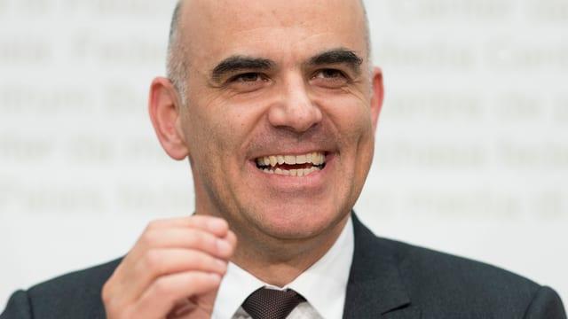 Alain Berset.