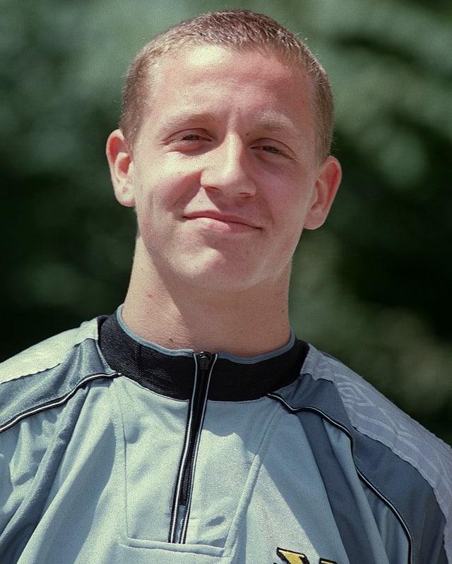 1999/2000 kam Marco Wölfli als 17-Jähriger zum Berner Verein.