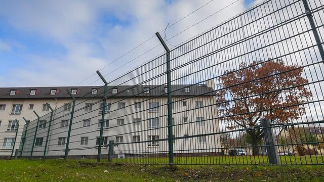 Dieses einstige Militärareal in Bamberg wird zum Ankerzentrum