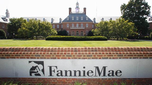 Hauptsitz von Fannie Mae in Washington.