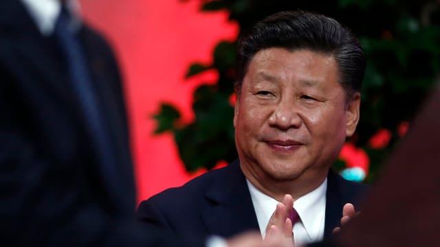 purtret dal president chinais