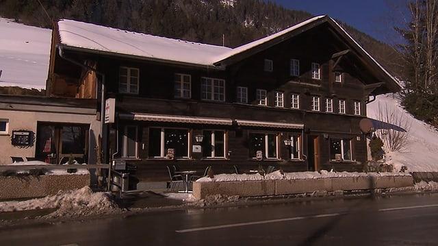 Video «Berner Oberland – Tag 5 – Restaurant Reichenstein, Zweisimmen» abspielen