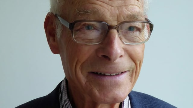 Ernst Leumann, ehemaliger Oberarzt der Nephrologie
