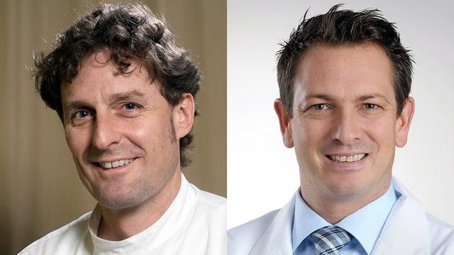 Die beiden Experten des «Puls»-Chats vom 17. Juni