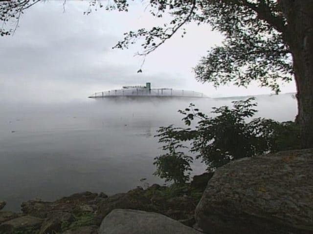 Wolke von Yverdon an der Expo 2002