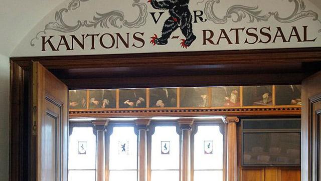 Kantonsratssaal Ausserrhoden