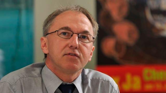 Portrait Jürg Wiedemann