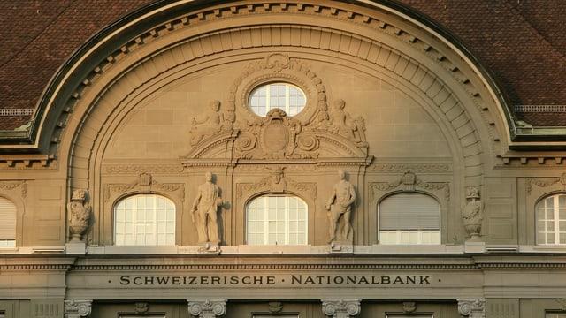 Banca naziunala, bajetg.