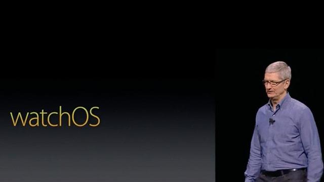 Apple-Chef Tim Cook hat die vier Betriebssysteme optisch vereinheitlicht: Aus OS X wurde macOS.