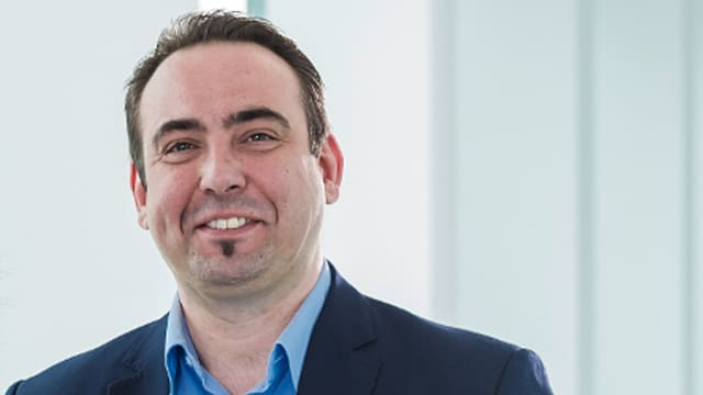Portrait von Marco Fazzone, neuer Direktor des Fifa-Museums.