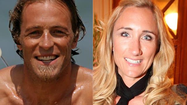 Zwei Porträt-Aufnahmen von Marc Ramseier und Tanja Frieden.