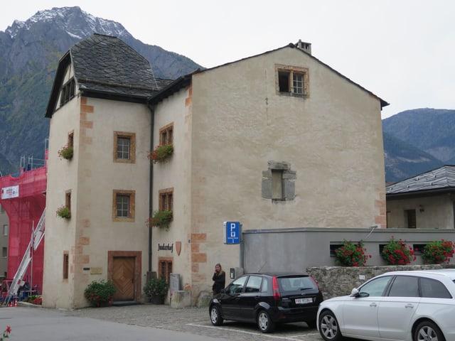 Gebäude Junkerhof.