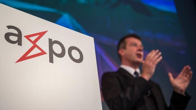 Axpo-Chef Andrew Walo