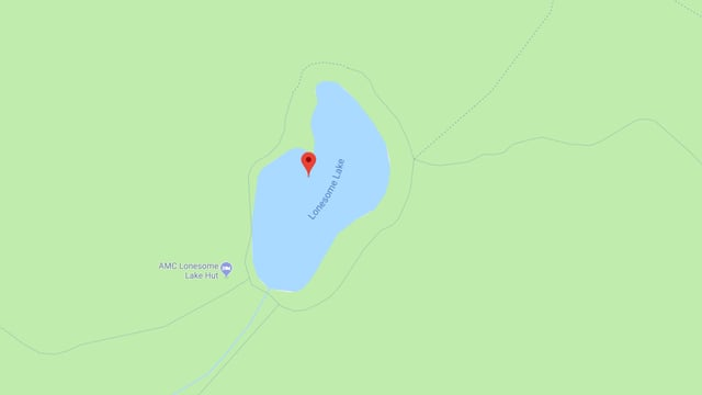 Lonesome Lake