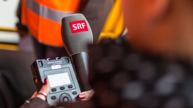 La UBI ha tranter auter dà raschun ad in recurs cunter in rapport da Radio SRF.
