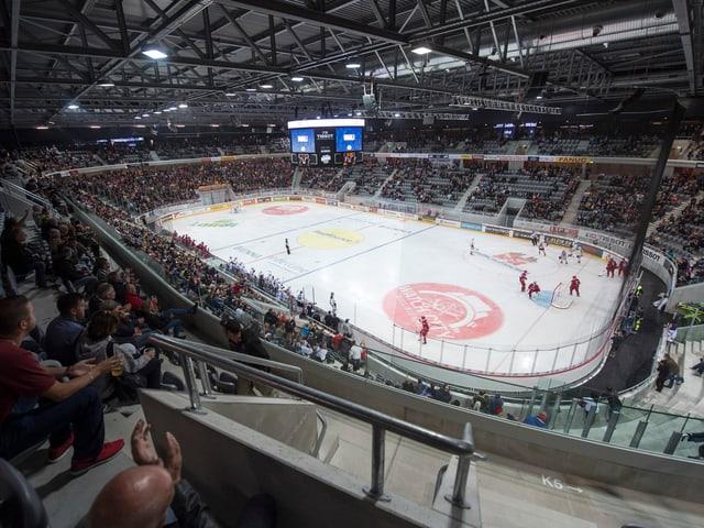 Das neue Bieler Stadion