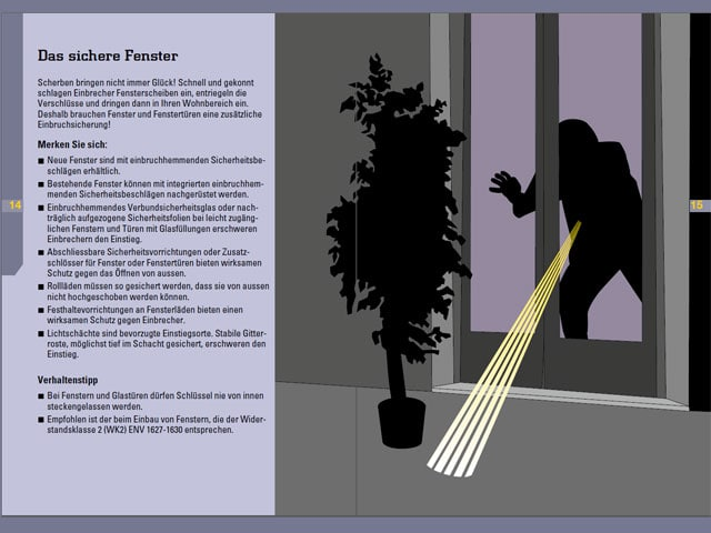 Tipps für sichere Fenster