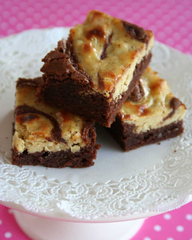 Creme-Cheese-Brownies