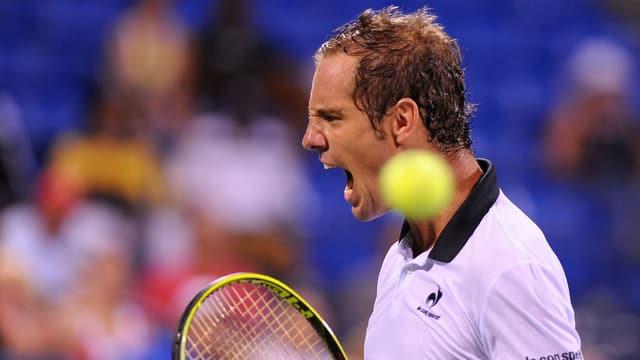 Richard Gasquet will an den US Open auch Roger Federer fordern.