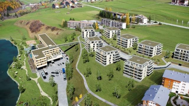 project Viols al Lai Barnagn a Savognin