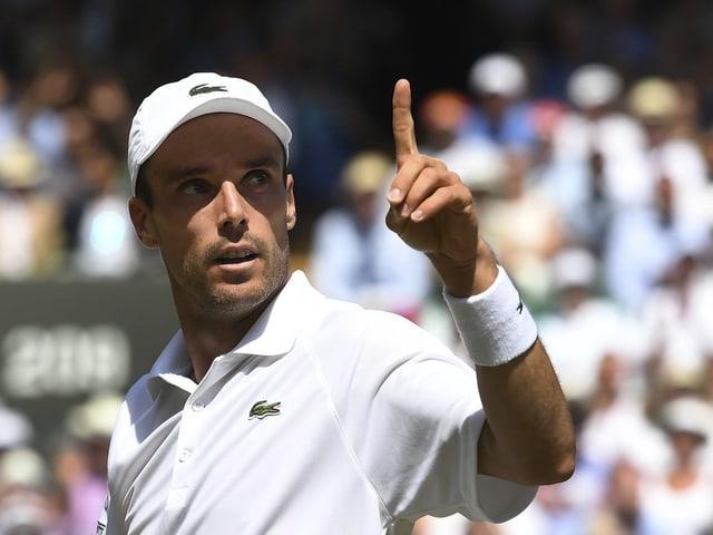 Roberto Bautista Agut: Der Spanier kommt als Wimbledon-Halbfinalist und 13. der Weltrangliste an die Swiss Open. Obwohl Hartbelag seine bevorzugte Unterlage ist, tritt der Vorjahresfinalist als Favorit an.