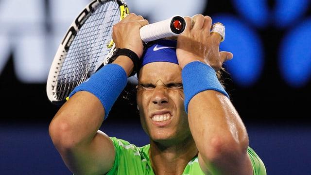 Rafael Nadal ist in Melbourne nicht am Start.