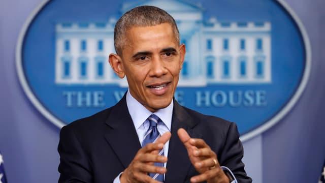 purtret da Barack Obama
