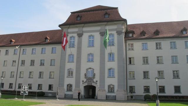 Kantonsratsgebäude