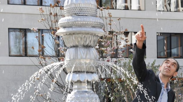 Der Leiter der St. Galler Kunstgiesserei Felix Lehner erhält den Kulturpreis der Stadt St. Gallen.