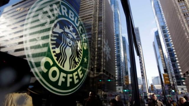Will in den nächsten fünf Jahren 10'000 Stellen für Flüchtlinge anbieten: Kaffee-Gigant Starbucks.
