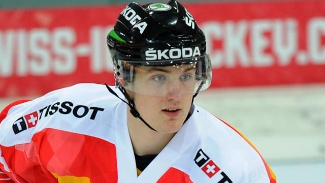 Dean Kukan erzielte in der schwedischen Eliteserien seinen 1. Treffer.