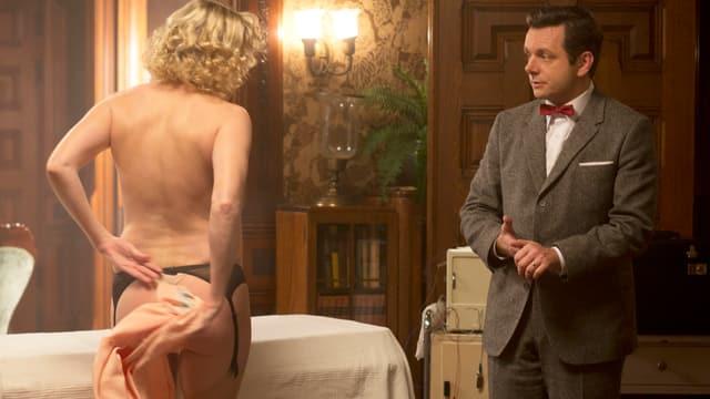 Erforscht das menschliche Sexualverhalten: William Howell Masters (Michael Sheen) in der Serie «Masters of Sex».